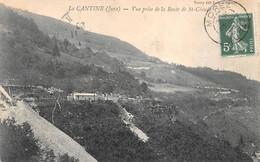 Lézat Tancua La Cantine Tunnel La Gouille Au Cerfs Train Dole Andelot Morez Saint Claude - Otros Municipios