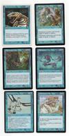 Magic The Gatering - Lotto 6 Carte - Vedi Foto - (FDC31037) - Lots