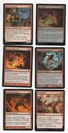 Magic The Gatering - Lotto 6 Carte - Vedi Foto - (FDC31040) - Lots