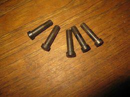 5 VIS/AXE DE CHIEN COLT 1851/60/61 NEUVES (REPLIQUES ITALIENNES) -Ref. V3- - Decorative Weapons