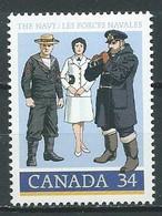 Canada YT N°944 Uniformes Des Forces Navales Neuf ** - Unused Stamps