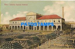 165968 ITALY ASTI GLASSWORK FEDERAL WORKER POSTAL POSTCARD - Zonder Classificatie