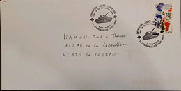 J) 2004 FRACE, 3RD CANADIAN DIVISION, CIRCULATED COVER, FROM FRANCE - Non Classificati