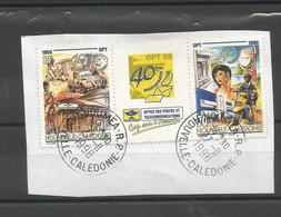 776/777  40éme Anniversaire   Sur Fragment  Beaux Cachets D'époque       (clasyveroug7) - Used Stamps