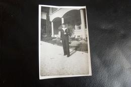 BELLE PHOTO..1962?..MILITAIRE, MARIN POSANT - Guerre, Militaire