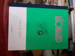 Edition De Luxe Offert Par Citroen Leonard Turk & De Groot  Lombard Tbe - Prime Copie
