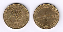Belgique BRUXELLES  2007 (BE/BRU - N 1/07)  Monnaie De Paris - 2007