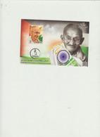 Palestine Ghandi  Souvenir Sheets ,scarce - MNH - Payment Paypal - Palestina