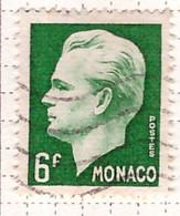 PIA - MONACO - 1951 - Principe Ranieri III - (Yv 365) - Used Stamps