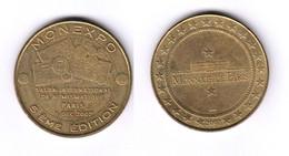 93 BAGNOLET  MONEXPO 2007 (93 BAG - M 1/07)  Monnaie De Paris - 2007