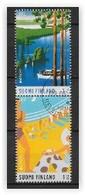 Finlande 2012 N° 2146/2147 Oblitérés Europa Tourisme - Usados