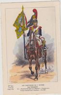 Uniformes Du 1er Empire  Maréchal Des Logis Du 6eme Régiment  ( Tirage 400 Ex ) - Régiments