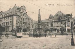 MAYENCE : PLACE DE LA FONTAINE - Andere