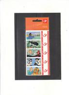 Duostamp - Tintin - Encore Dans Son Emballage D'origine Fermé - Private Stamps