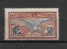 1922 - 112**MNH - Goéland - Neufs