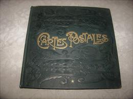 N°4 )  Album Ancien Vide Avec Un Lot De 81 Cartes Postales  Environs .......  Voir Autre Albums A La Vente.... - 5 - 99 Cartoline