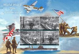 Tuvalu 2017 World War II - Tuvalu