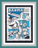 Dänemark 2008 O/used - Europa Marken - Europa Stamps - Timbres-poste De L'Europe (2008)  (*A-1-21) - 2007