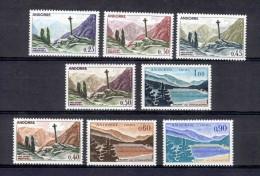 ANDORRE FRANCAIS  1961: Paysages; Neuf - Ongebruikt