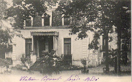 D32 SAINT-MEDARD - Château De Piquant  .........  Carte Peu Courante - Sonstige Gemeinden