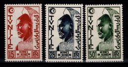 Tunisie - YV 346 à 348 N** Complete Hermes De Berbere - Unused Stamps