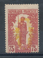 Congo  N°38 (*) - Used Stamps