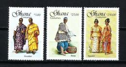 Ghana Nº 952/4 Nuevo - Ghana (1957-...)