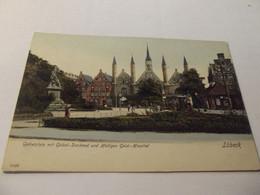Lubeck Geibelplatz Mit Geibel - Andere