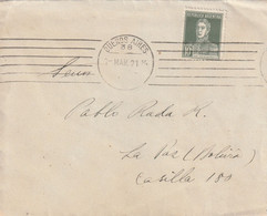 ARGENTINA AIRMAIL COVER  1932 - Other