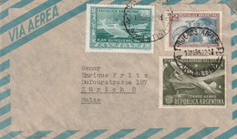 ARGENTINA AIRMAIL COVER  1922 - Other