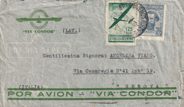 ARGENTINA AIRMAIL COVER 1927 - Other