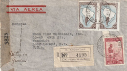 ARGENTINA AIRMAIL COVER 1937 - Other