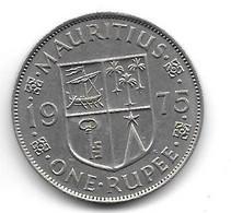 Lot De 4 Monnaies : Maurice / Roumanie / Algérie / Syrie (236) - Lots & Kiloware - Coins