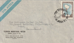 ARGENTINA AIRMAIL COVER 1951 - Other