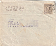 ARGENTINA AIRMAIL COVER 1946 - Other
