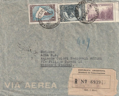 ARGENTINA AIRMAIL COVER 1950 - Other