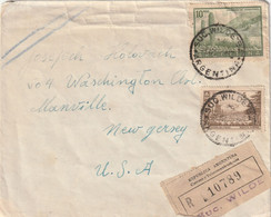 ARGENTINA AIRMAIL COVER 1960 - Other