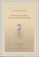 ETB 24/1987 Frauen Der Geschichte: Selbert - FDC: Covers