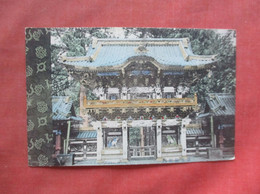 Yomeimon Gate Nikko Japan       Ref 5061 - Non Classificati