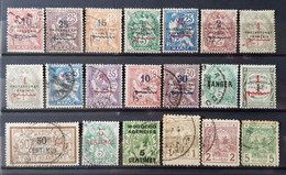 France Colonies Maroc - Timbre(s) Mix Nsg(*) & (O) - TB - 1021 - Unclassified