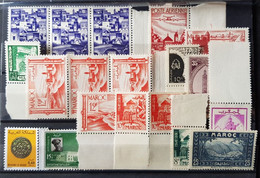 France Colonies Maroc - Timbre(s) Mix Mnh** - TB - 1032 - Unclassified