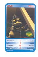 3 Different Disney Pixar Collector Cards Belgian Version - Disney