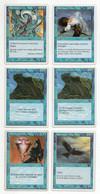 Magic The Gatering - Lotto 6 Carte - Vedi Foto - (FDC31051) - Lots