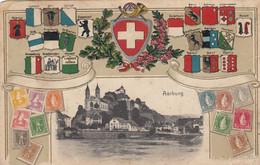 (192) CPA  Aaburg - AG Argovie