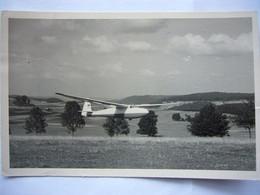 Avion / Airplane / Planeur / Glider / Segelfliegerschule, Hirzenhain - 1946-....: Modern Era