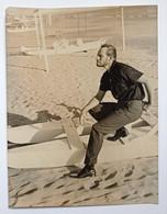 Foto Dell'Agenzia Farabola Milano - Attore Charlton Heston - 1964 - Non Classés