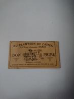 Bon Prime Au Planteur De Caiffa - Reclame
