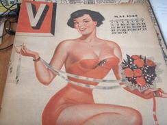V49 // MARIAGE PATINS A ROULETTES/FONTAINEBLEAU ALPINISME - 1950 - Heute