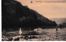 BROC Trois Ponts La Promenade De Coo En Longeant L Embleve - Trois-Ponts
