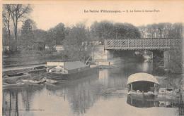 Seine Port (77) - La Seine - Péniche - Other Municipalities